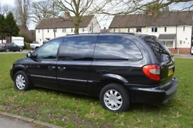 Chrysler Grand Voyager - Limited XS - 12 months MoT