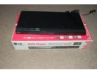 DVD with usb and dvix.