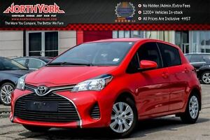 2015 Toyota Yaris LE RemoteKeylessEntry Cruise Sat Aux PowerLock