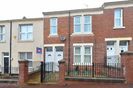 NEW! 2 BED FLAT TO LET ON MAXWELL STREET IN GATESHEAD! DSS WELCOME! NO BOND WITH GUARANTOR!
