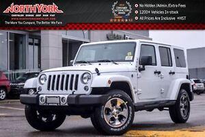 2017 Jeep WRANGLER UNLIMITED New Car Sahara 4x4|Connect.Pkg|Nav|