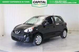 2015 Nissan Micra ****ACCIDENT FREE**  **MANUAL**  **CRUISE CONT