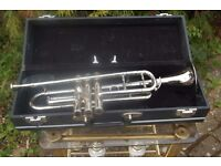 BOOSEY SILVER TRUMPET