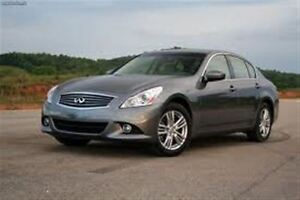 2012 Infiniti G37X AWD - LEATHER - SUNROOF