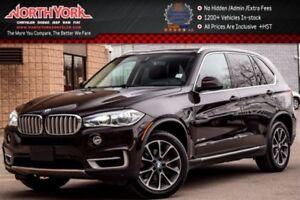 2014 BMW X5 xDrive35i  DriverAsst.Pkg Sunroof Nav BackUpCam Le