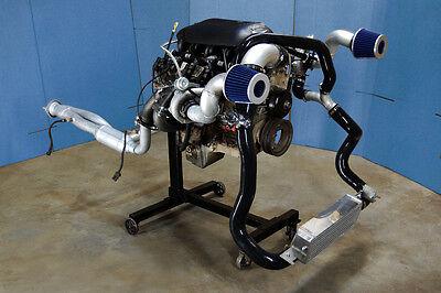 1999 2000 2001 2002 2003 2004 2005 2006 VORTEC TWIN TURBO KIT V8 4.8L 5.3L 6.0L