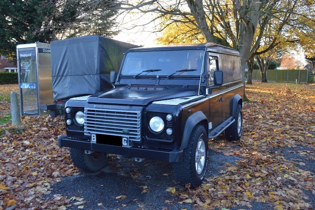 Land rover Series 2a Td5 Automatic with MOT