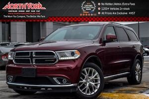 2016 Dodge Durango Limited 4x4|7-Seater|Rear DVD|Sunroof|Nav|Lea