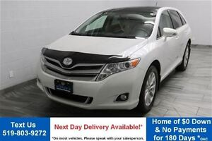 2013 Toyota Venza AWD w/ LEATHER! PANORAMIC ROOF! ALLOYS! POWER
