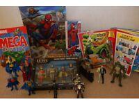 Super Hero's toys bundle.