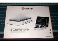 Griffin PowerDock5 Charging Station Brand New Sealed.