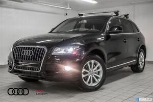 2014 Audi Q5 2.0T PROGRESSIV TOIT