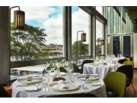 Cocktail Waiter / Waitress / Hostess - Skylon Restaurant near Waterloo - Up to £10 ph - Great team
