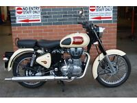 **CHRISTMAS SALE NOW ON**ROYAL ENFIELD BULLET 500 CLASSIC 2015**£3395**