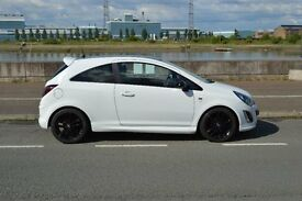 vauxhall corsa 1.2 limited edition