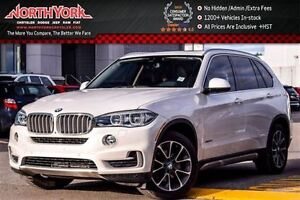 2014 BMW X5 xDrive35i|Nav|Pano_Sunroof|H/K Audio|360 Cam|Heads