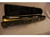 Yamaha YSL 354E Bd Tenor Trombone ( new and unused 1077 )