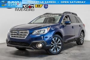2015 Subaru Outback 3.6R Limited NAVI+CUIR+TOIT.OUVRANT