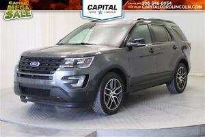 2017 Ford Explorer Sport 4WD PST PAID