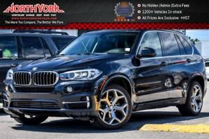 2015 BMW X5 xDrive35d|PanoSunroof|Nav.|Backup_Cam|Leather|Heat