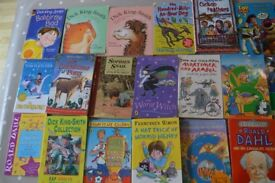 Bundle of 25 books (age 6-8 year old) - great condition