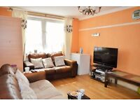 AVAILABLE NOW THREE DOUBLE BEDROOM FLAT SITUATED IN WHITECHAPEL E1, EAST LONDON.