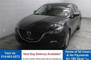 2014 Mazda MAZDA3 GS-SKY ACTIV! 6-SPEED! HEATED SEATS! POWER PAC