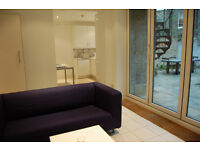 Pimlico, SW1: beautiful architect-designed 2-bed furnished flat with stunning large private garden