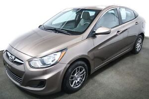2013 Hyundai Accent GL CRUISE MAGS SIÈGES CHAFFANTS