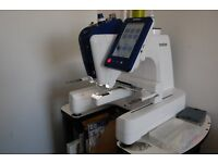 Brother VR Embroidery only machine