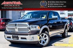 2017 Ram 1500 New Car Laramie 4x4|Crew w/6.3ftBox|RamBox|Convi.,