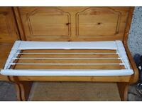 Indoor clothes line/airer