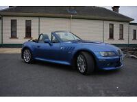 BMW Z3 estoril sport leather interior BMW alloys