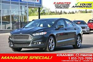 2015 Ford Fusion SE AWD EcoBoost
