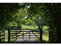 3 bedroom property to rent on private estate in the heart of the South Downs National Park