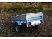 Trailer Erde SY150 from Grants of Inverness