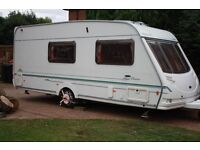 Sterling New Dawn 2003 4 berth caravan