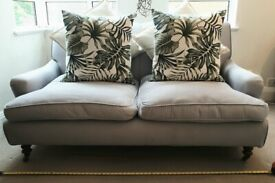 Two Seater Chic Sofa