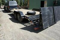 LoadTrail Equipment Trailer