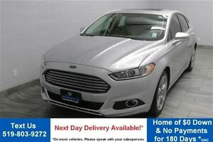 2016 Ford Fusion SE w/ SUNROOF! REVERSE CAMERA! ALLOYS! POWER PA