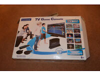 LEXIBOOK TV GAMES CONSOLE FOR SALE