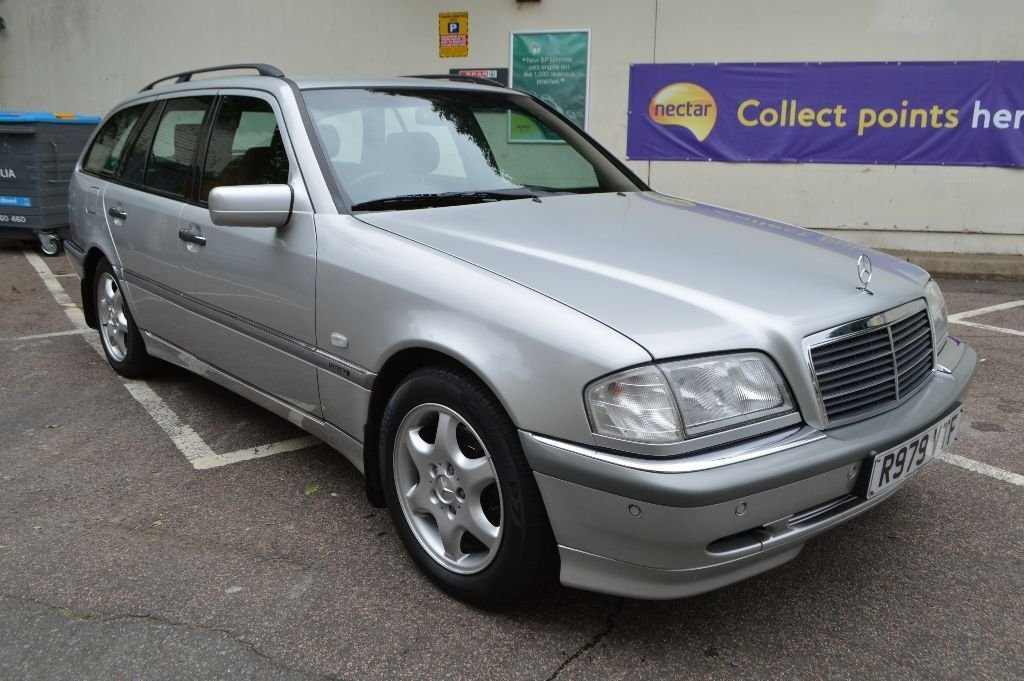 mercedes benz c250 turbo diesel estate low mileage 1 owner