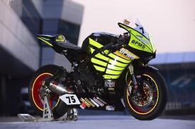 2011 Honda fireblade race / track bike. Huge spec. Huge spares package.