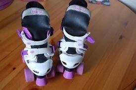 Quad skates 28-31