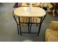 Breakfast Bar Table and 2 Chairs - GT037