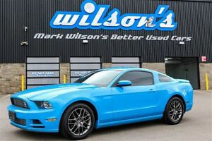 2014 Ford Mustang V6 Premium $90/WK, 4.74% ZERO DOWN! NEW TIRES!