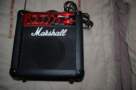 Marshall MG10KK Kerry King of Slayer Amp.