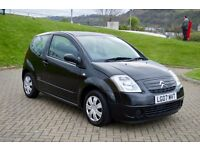 Citroen C2 1.1 Design 3 Dr 2007 Only 68000 Miles FSH MOT 28/05/2018 Just Had Full Service Etc