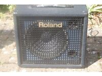 ROLAND 100W KEYBOARD AMPLIFIER