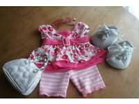 Build a Bear Outfit, Shoes & Accessories